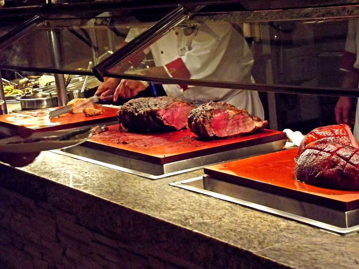 Five Best Buffets Around Las Vegas – Leaving and Living In ...